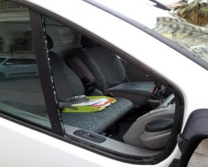 remplacement vitre latérale domicile paca